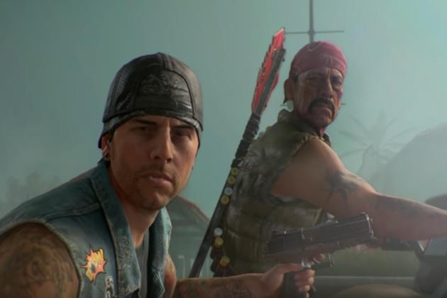 Avenged Sevenfold's M. Shadows Is Now a Character in 'Call Of Duty: Black Ops 4' [VIDEO]
