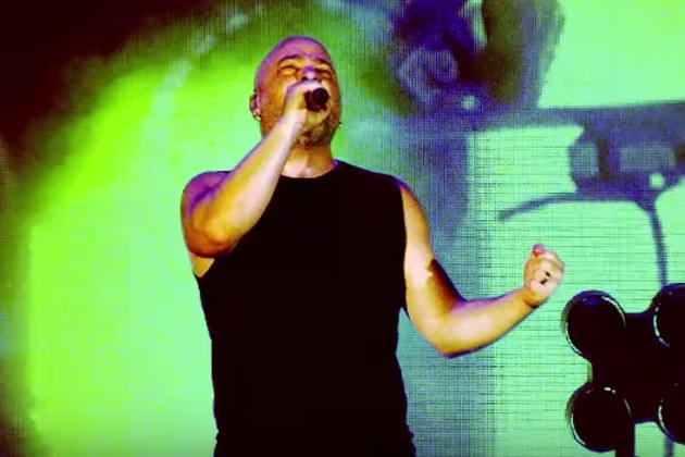 Watch Disturbed Perform 'Never Again' in Tel Aviv [VIDEO]