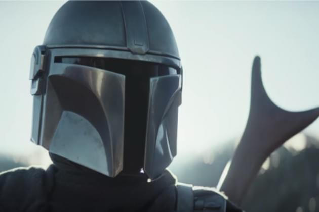 Watch the Official Trailer For the Star Wars TV Series 'The Mandalorian' [VIDEO]