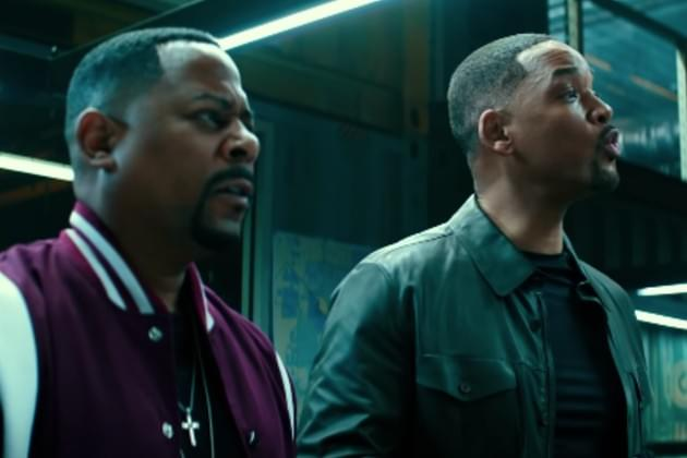 Will Smith and Martin Lawrence Are Back in 'Bad Boys For Life' Trailer [VIDEO]