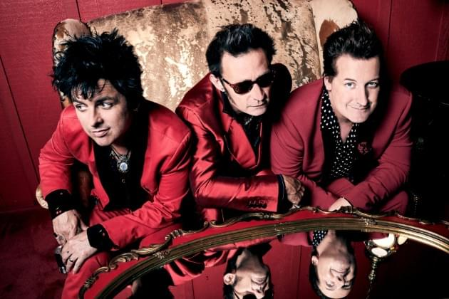Green Day Releases New Song 'Father Of All…' [AUDIO]