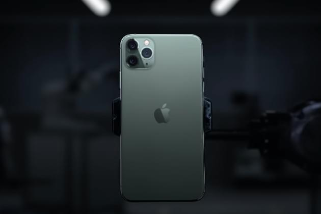 Apple Unveils iPhone 11 Pro With Ultra Wide, Wide, and Telephoto Cameras [VIDEO]
