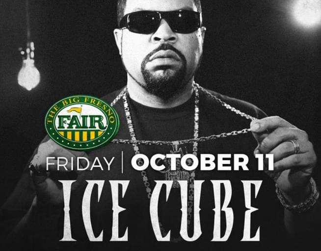 October 11:  Ice Cube