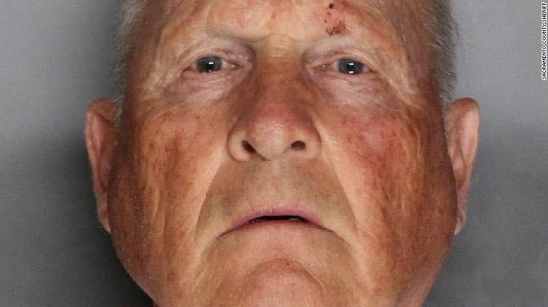Alleged Golden State Killer To Face Trial In Sacramento