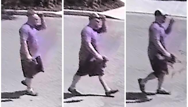 New Images Of Man Who Allegedly Kidnapped A Fresno Woman And Baby
