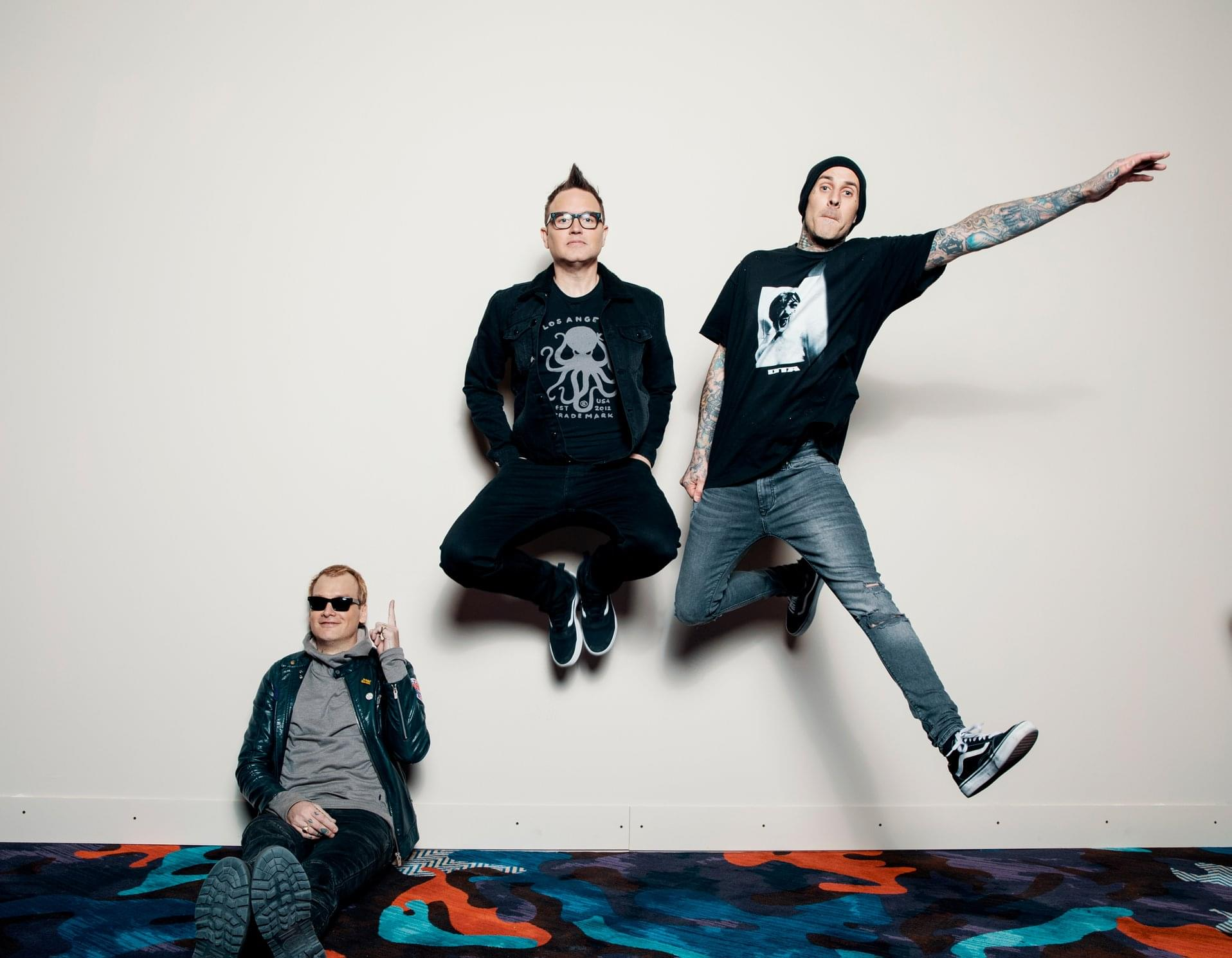 Blink-182 Cancels Saturday's Performance at Surf Ranch Pro in