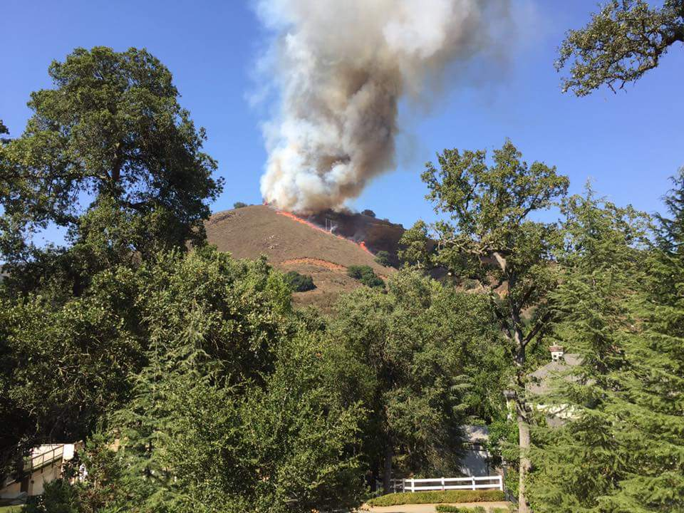 Oak Fire: Some Evacuation Orders Lifted in Madera, Mariposa County