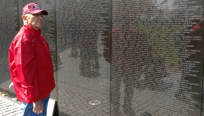 Honor Flight Wants More Vietnam Veterans To Fly To D.C.