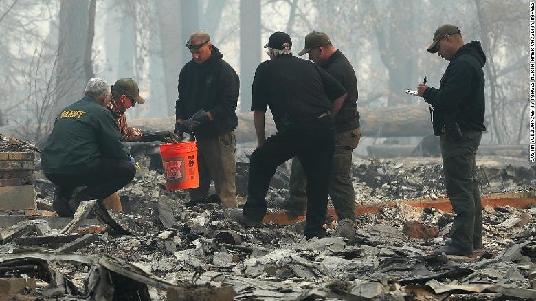 PG&E Sued Over Deadly 'Camp Fire'