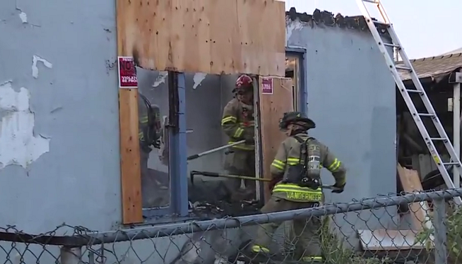 Third Fire In Six Months For One Vacant Fresno Home