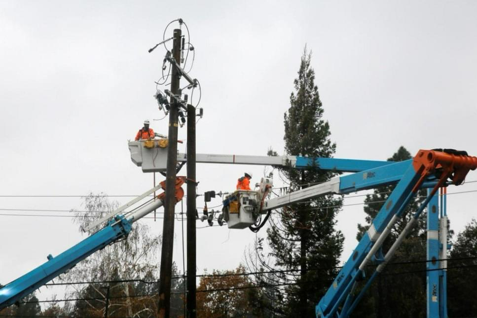 More PG&E Customers Could Lose Power From Storms