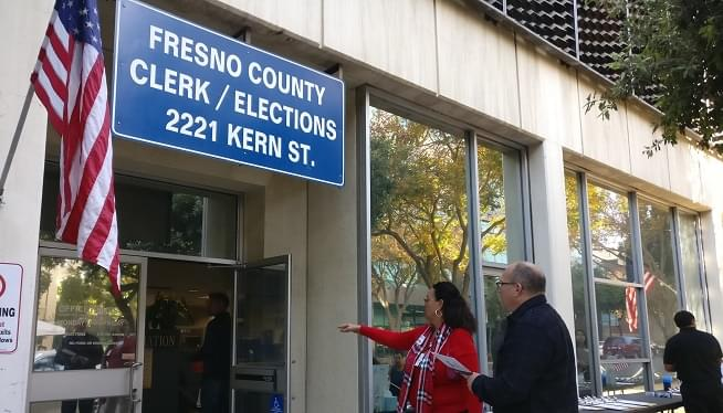 Fresno County Voters Needed To Shape New Voting System