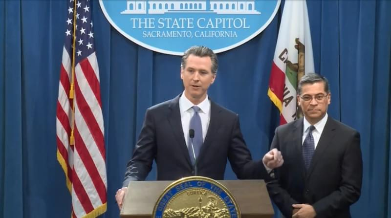 "California Will ""Take Action"" Against President Trump's Emergency Declaration"