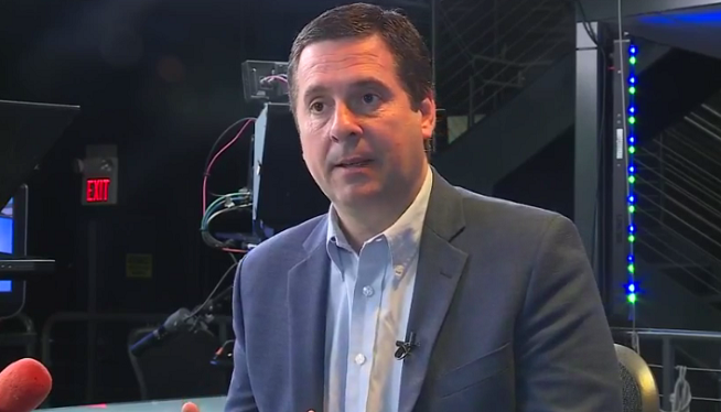 """Nunes Suing Twitter """"Part Of The Cleanup We Have To Do"""""""