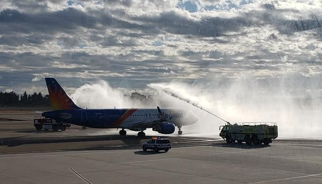 """Honor Flight Takes Off For DC: """"I Can't Wait To Get There"""""""