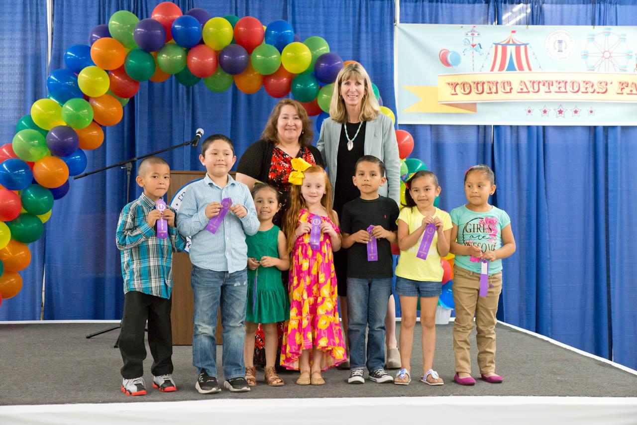 Young Authors' Faire to Draw 1500 Elementary & Middle School Students to Fairgrounds
