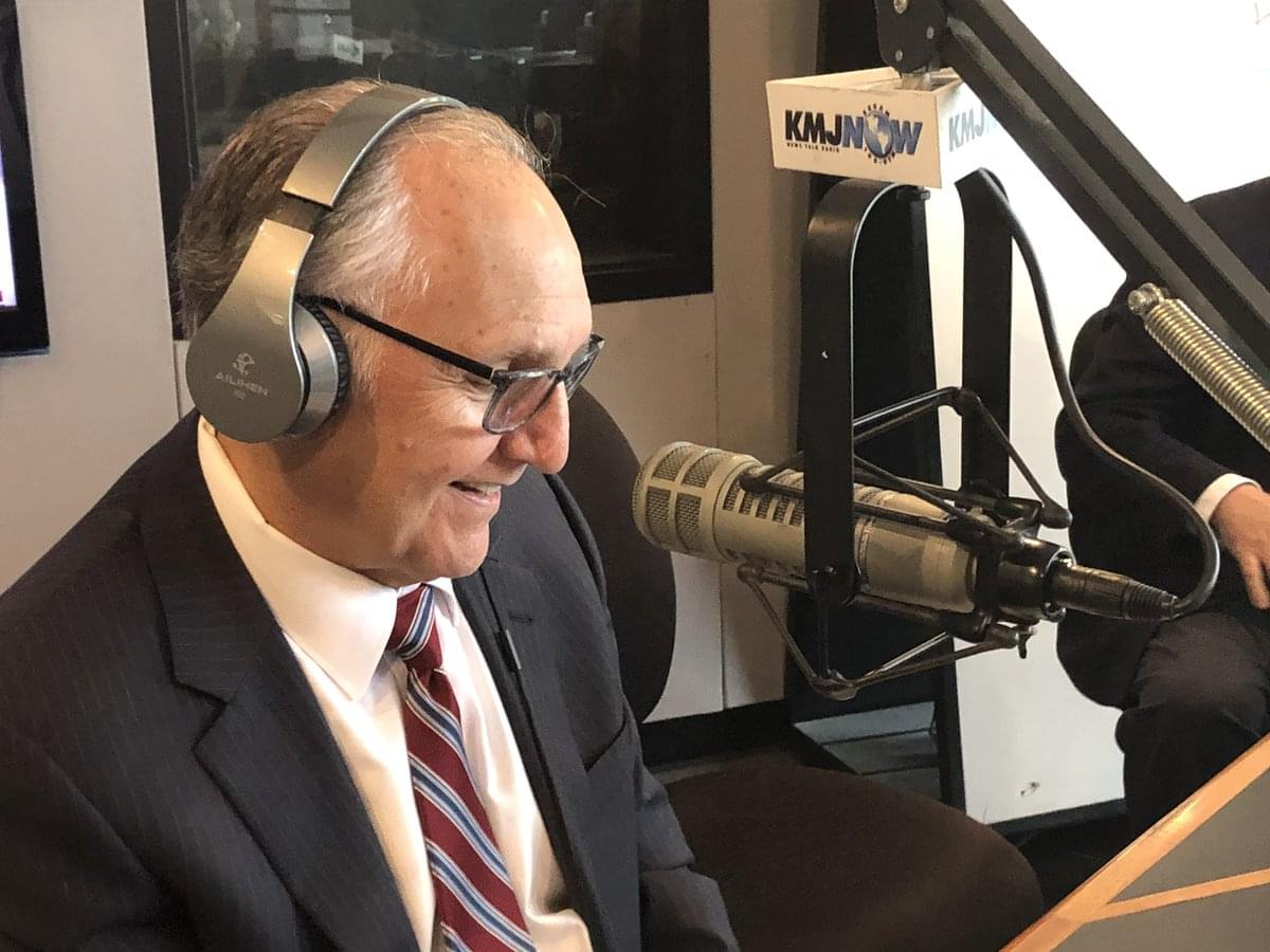 Fresno Mayor Brand Announces on KMJ He Will Not Seek Re-election -Police Chief Dyer Considers Office