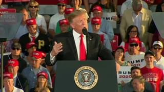TRUMP ON 2020 PROSPECTS: HOW THE HELL DO YOU LOSE?