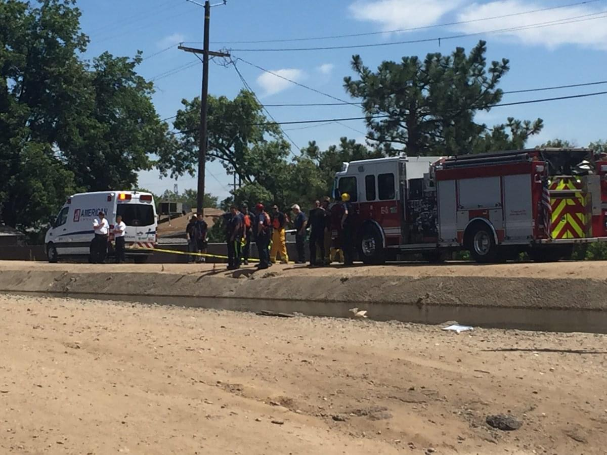 "Body Found in Fresno Canal, Police Now Investigating Death As ""Drowning"""