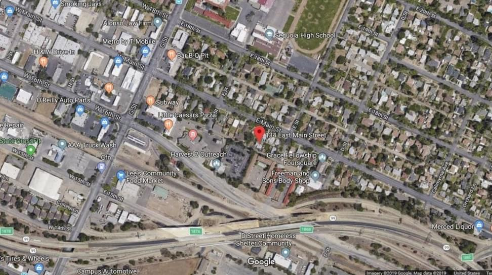 Two Shootings In Merced, Woman Taken to Hospital Say Police