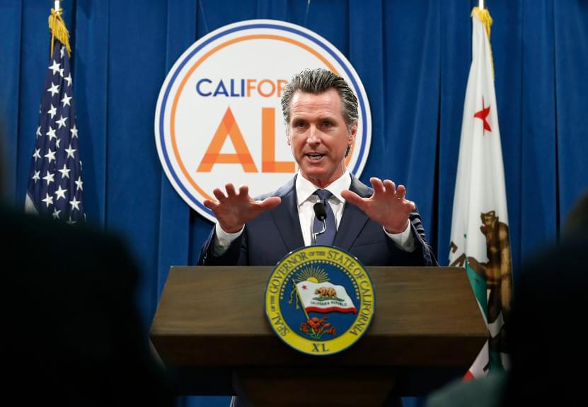 Newsom Plans Ongoing Funding for Undocumented Immigrants