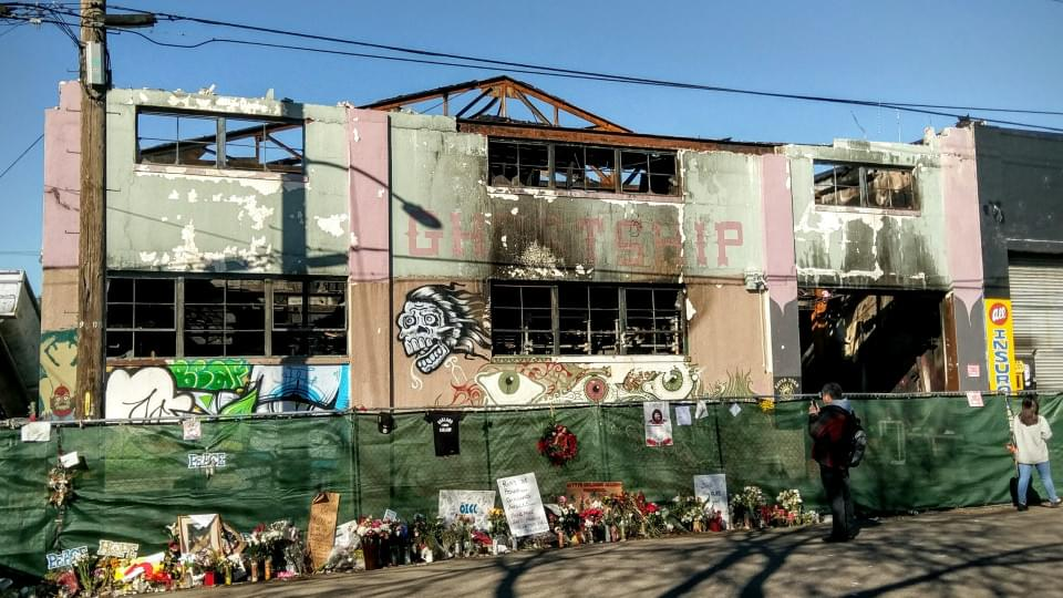 'Ghost Ship' Fire Trial Wraps Up