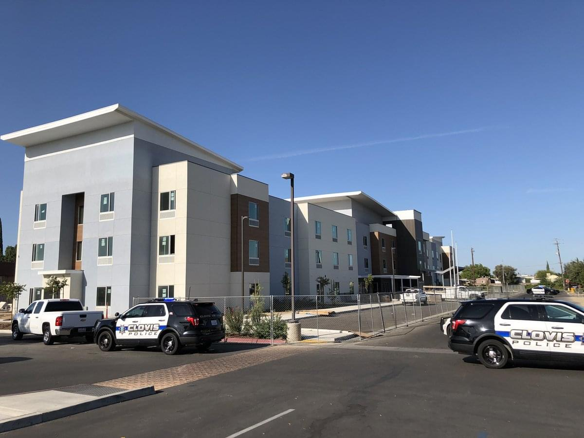 2 Gang Members Arrested for Auto Theft after Hiding in Clovis Hotel