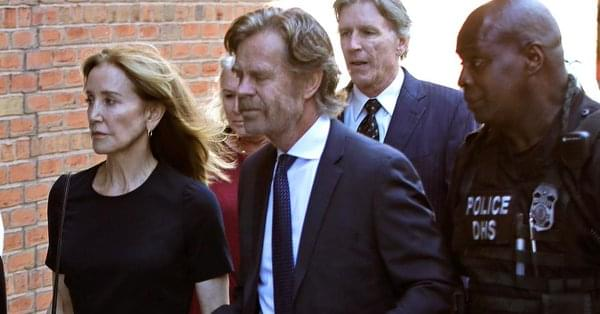 Actress Felicity Huffman Gets 14 Days in Prison, 250 Hours Community Service & 30K Fine