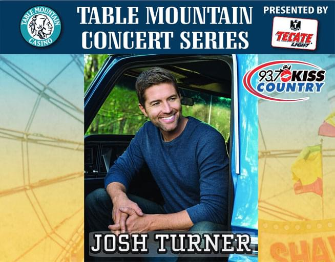 Win tickets to see the Madera Fair to see Josh Turner!