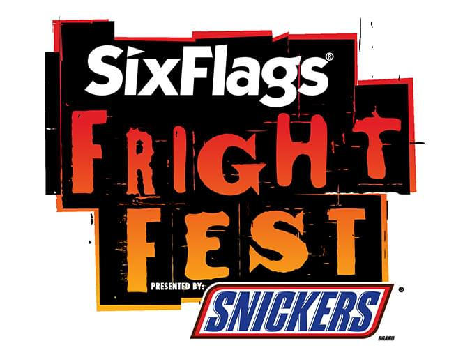 Win Tickets to Six Flags Fright Fest Presented by Snickers!