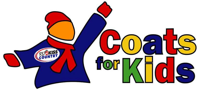 Kiss Country Coats for Kids Drive 2018