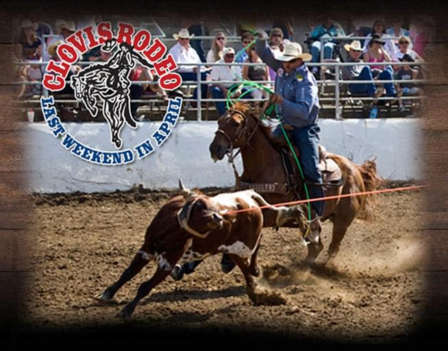 April 25-28: 105th Annual Clovis Rodeo