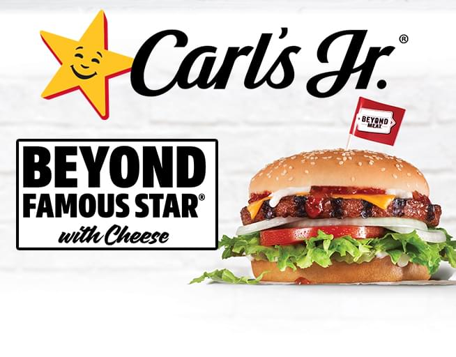 Enter to Win Lunch from Carl's Jr.