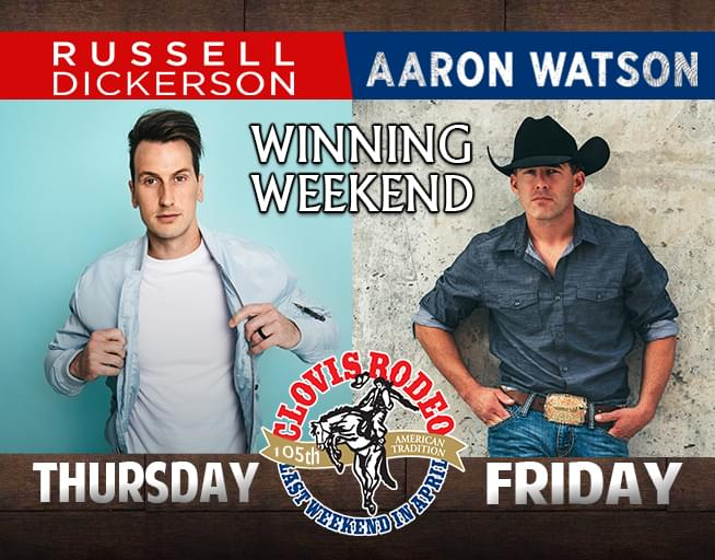 Winning Weekend: Win tickets to the 105th Clovis Rodeo