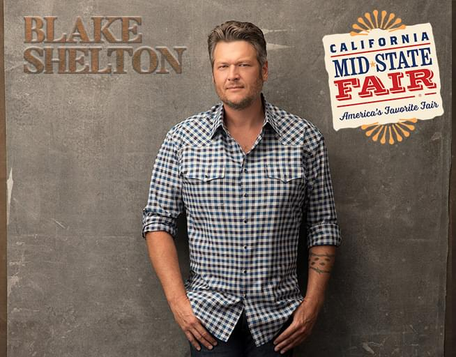 Blake Shelton : Win your tickets before you can buy 'em!
