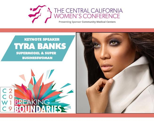 September 17:  Central California Women's Conference 2019