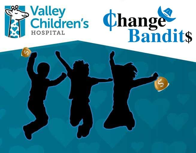 2019 Change Bandits for KISS Country for Kids Radiothon