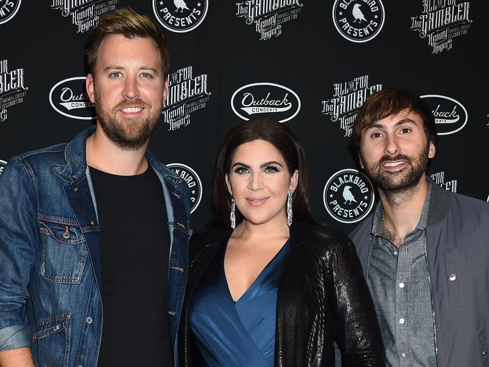 """Lady Antebellum Drops Intimate Video for New Song, """"Pictures"""" [Watch]"""
