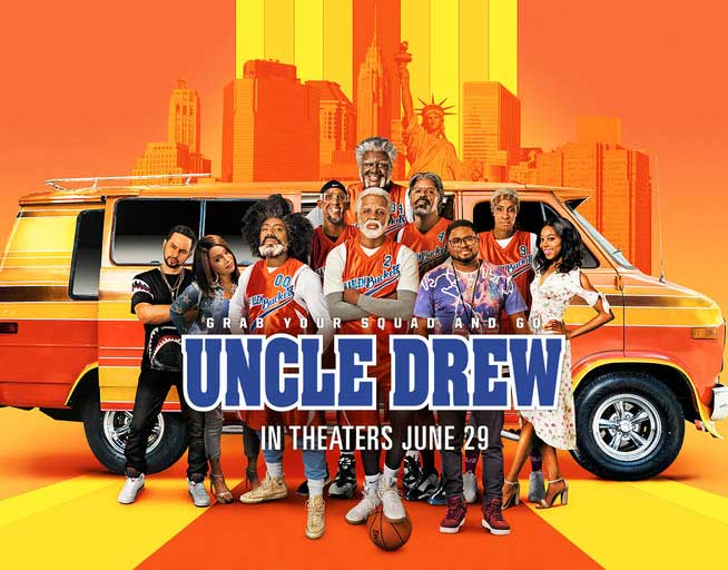 Download advanced screening passes to see Uncle Drew!