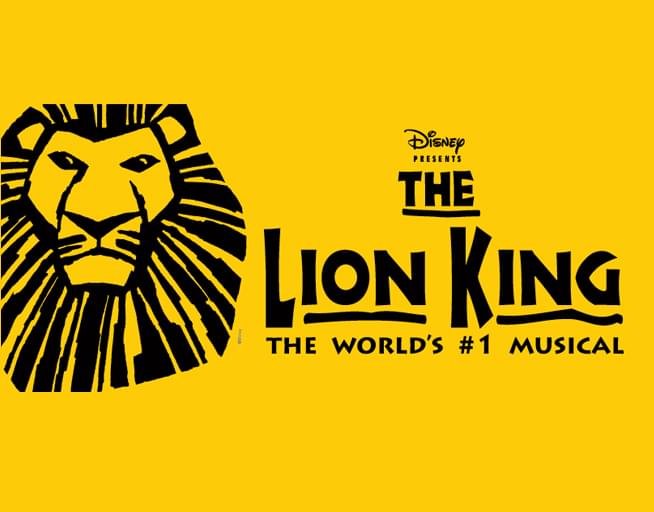 Listen to Win the Ultimate Disney's The Lion King Prize Pack
