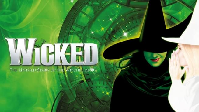 Win a Wicked Prize Pack!