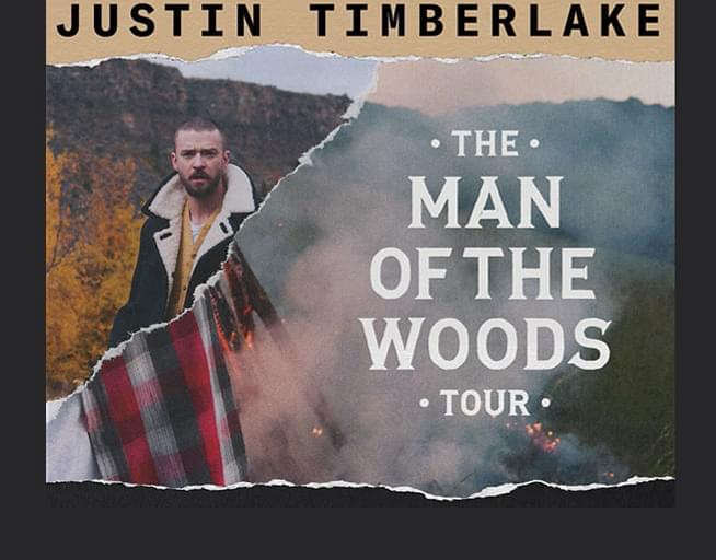 Win Tickets to Justin Timberlake!