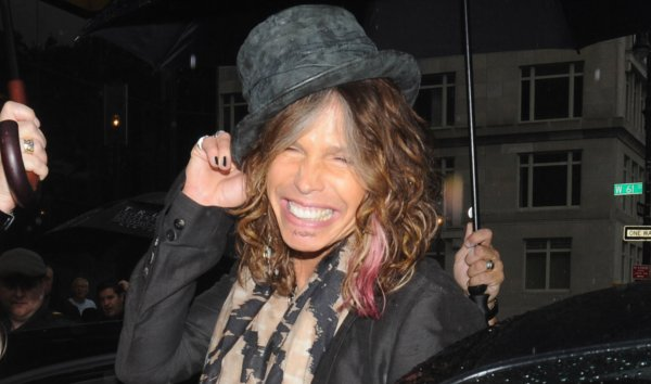 Steven Tyler Leaves 'American Idol'