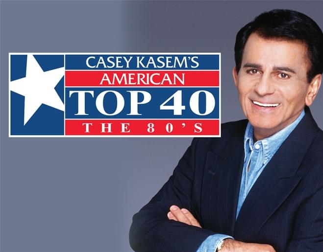Casey Kasem's American Top 40: The 80's | WRQQ-FM