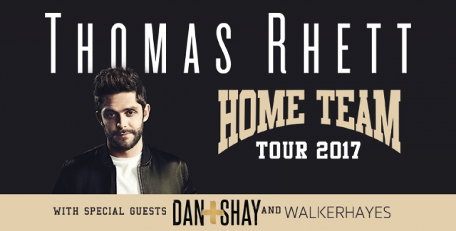 Here's How To Win Thomas Rhett Tickets