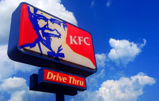 KFCIs Giving Away Gravy Candles