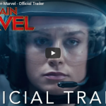 WATCH : Captain Marvel Official Trailer
