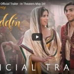 WATCH: Aladdin Official Trailer