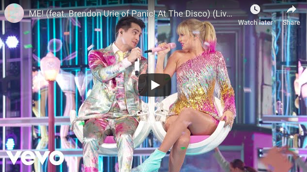 WATCH: ME! (Live from the Billboard Music Awards)