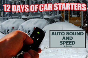 12 Days of Car Starters